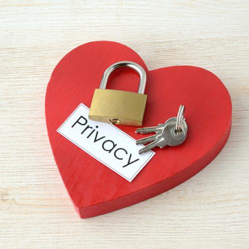 安心してお話しください あなたのプライバシー、個人情報の取り扱いには細心の注意を払います。